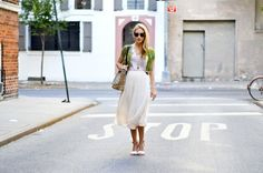 boho chic look for fall