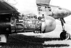 ME 262 FAULTY TURBINE DETAIL