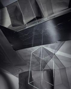Barbara Kasten- SCENE II, 2012, Archival Pigment Print, 53.75 x 43.75 inches