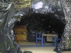 Themahoek De griezelige griezelgrot 03 Nutsschool Maastricht