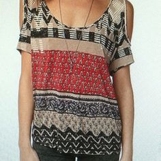Urban outfitters ecote Austin top