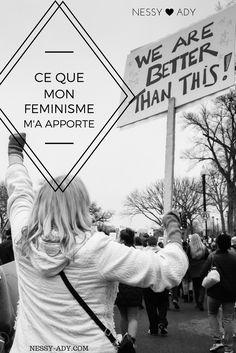 Ce que mon féminisme m'a apporté - Nessy Ady Wrestling