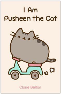 I am Pusheen the Cat: Amazon.co.uk: Claire Belton: Books