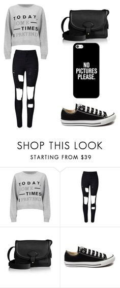"""Untitled #98"" by karenrodriguez-iv on Polyvore featuring Cheap Monday, Maiyet, Converse, Casetify, women's clothing, women, female, woman, misses and juniors"