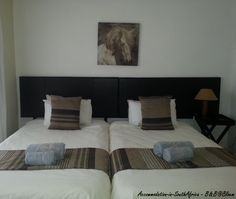 Comfortable rooms at B&B @ Bloem. Bed and breakfast accommodation Bloemfontein.  Accommodation in Bloemfontein.