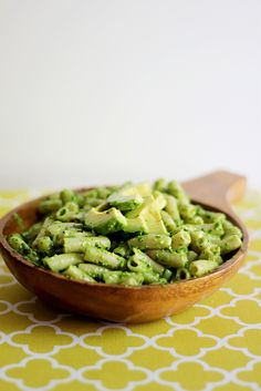 Kale pesto! p.s. to veganize - nutritional yeast is a great sub for cheese in pesto.