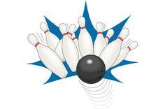 Výsledek obrázku pro bowling kuželky