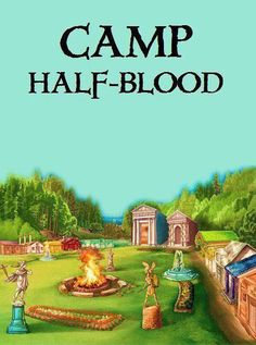 Camp Half Blood Cabins