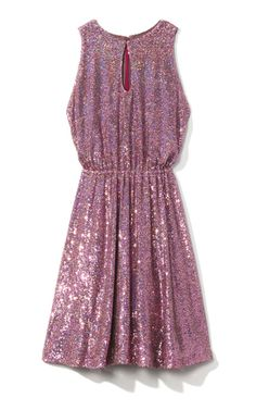 Reminds me of childhood fantasies.  Shop Erin Fetherston Ruby Sequin Dress at Moda Operandi