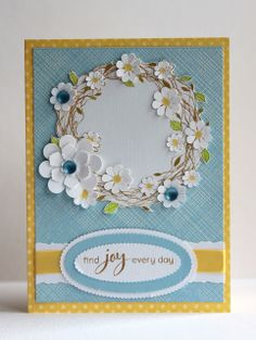 Debbie Does Crafts: Joyful Spring