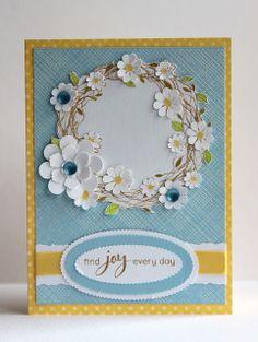 Debbie Does Crafts: Joyful Spring