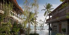 The Scent Hotel, Koh Samui - very excited!