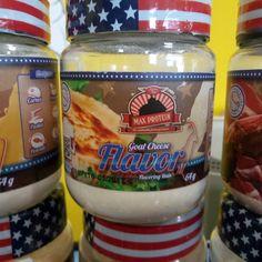 Nuevo saborizante de queso de cabra Todo esto y más en www.ironcansport.com