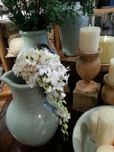 Find This Pin And More On Pottery Barn Wedding Registry Event By Carson Valley Florist