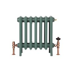 Grace cast-iron radiator Column Radiators, 1920s House, Eco Friendly Paint, Cast Iron Radiators, Little Greene, Walk In Wardrobe, House Extensions, Water Systems, New Homes