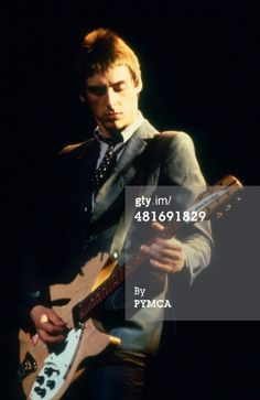 News Photo : The Jam in concert The Rainbow Theatre Finsbury...