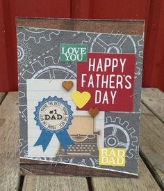 Father's Day Cards - Hey Pop from Simple Stories