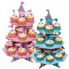 Magical Cupcake Stands