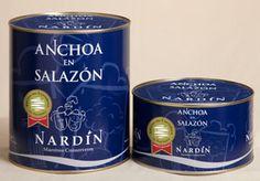 Anchoa en Salazón