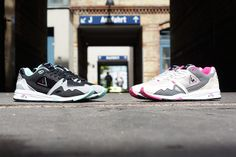 Le Coq Sportif R1000 Day and Night