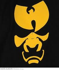 Wu Wear Samurai Mask Logo t-shirt with a logo print on front and a plain back. Wu Tang Clan, Kung Fu Martial Arts, Martial Arts Movies, Wu Tang Tattoo, Wu Tang Collection, Arte Dope, Dope Art, Black Art Pictures, Tatoo