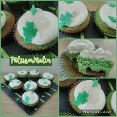 Muffins Saint Patrick - Pâtisser Malin