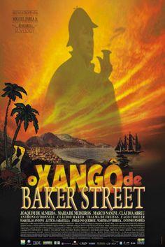 1111. O Xangô de Baker Street (2001) D: Miguel Faria, Jr.