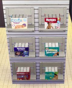 My Sims 4 Blog: Objects - Nursery