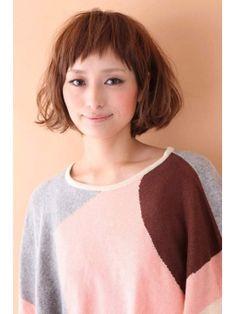 Neolive dress 川崎店 ★☆アクセント☆★バルーンボブ★☆モイストperm+color¥9980~