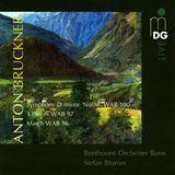 "Anton Bruckner: Symphony D minor ""Nullte""; 3 Pieces WAB 97; March WAB 96 [Super Audio Hybrid CD]"