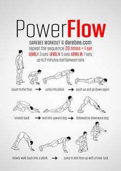Power Flow Workout