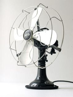 Peter Behrens Electric Fan