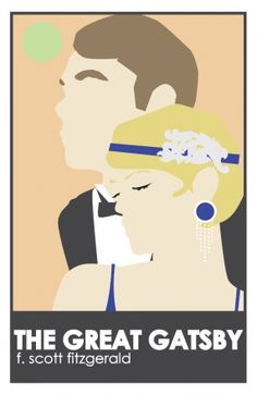 $10 - The Great Gatsby (11x17)