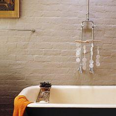 Inspiring Interiors: Bathroom: New Rustic