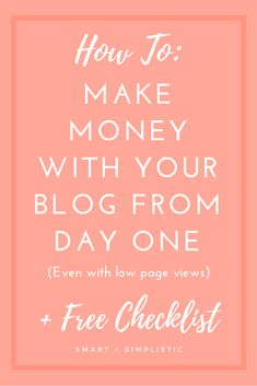 how to make money blogging - Tap the link to shop on our official online store! You can also join our affiliate and/or rewards programs for FREE!