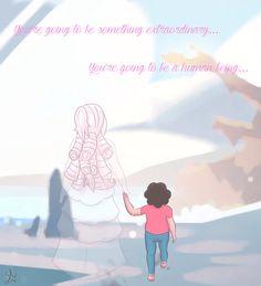 Steven Universe- Rose's Words by PhantomSkyler on @DeviantArt Steven Universe Quotes, S Word, Stupid Funny, Nerd, Deviantart, Ink, Memes, Rose, Pink