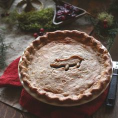 This traditional Québecois meat pie called tourtière combines ground ...