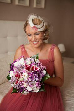 Boda sister: El vestido de la novia una novia de color
