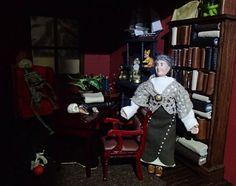 Taru Astikaisen mummo -nukke Victorian, Dolls, Fashion, Baby Dolls, Moda, Fashion Styles, Fasion, Doll, Fashion Illustrations