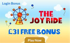 Daily login #bonus on your favourite site #house of #bingo and whole month unlimited entertainment.