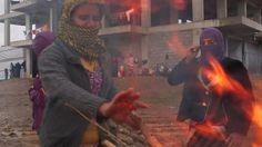 BBC News - Yazidi women tell of sex-slavery trauma