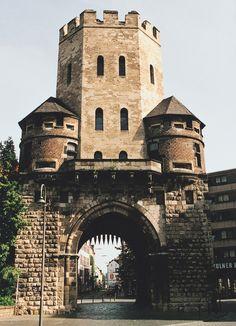 Severinstor - the <3 of the Südstadt