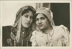 Voyage chez les Amazighs Marocaines /1920