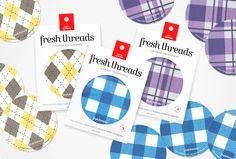 Fresh Threads Drawer Fresheners