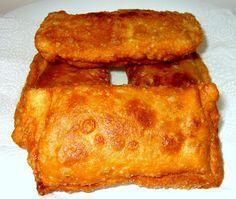 Csiperke blogja: Mekis forró almástáska otthon elkészítve