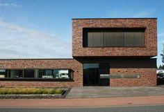 Hagemeister: Fassadenklinker, Bürogebäude, Neuenkirchen