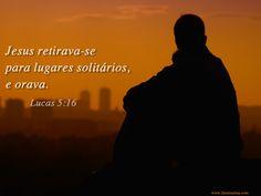 Lucas 5:16
