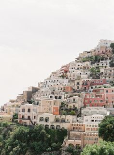 Destination wedding in Positano, Italy Beautiful Places To Visit, Oh The Places You'll Go, Places To Travel, Travel Destinations, Wedding Destinations, Destination Voyage, Destination Weddings, Barn Weddings, Romantic Weddings
