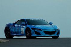 The next-gen #Honda / #Acura #NSX