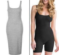 The right undergarments for a bodycon dress.